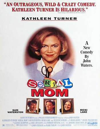 Serial Mom 1994 Full English Movie BRRip Download