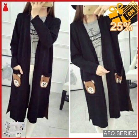 AFO715 Model Fashion Cardy Bear Modis Murah BMGShop