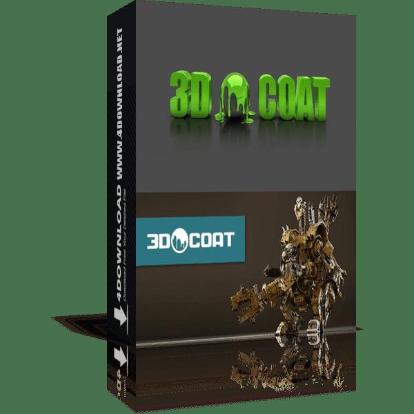 Download 3D Coat v4.8.22 Full version