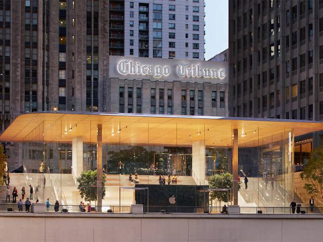 Apple em Chicago