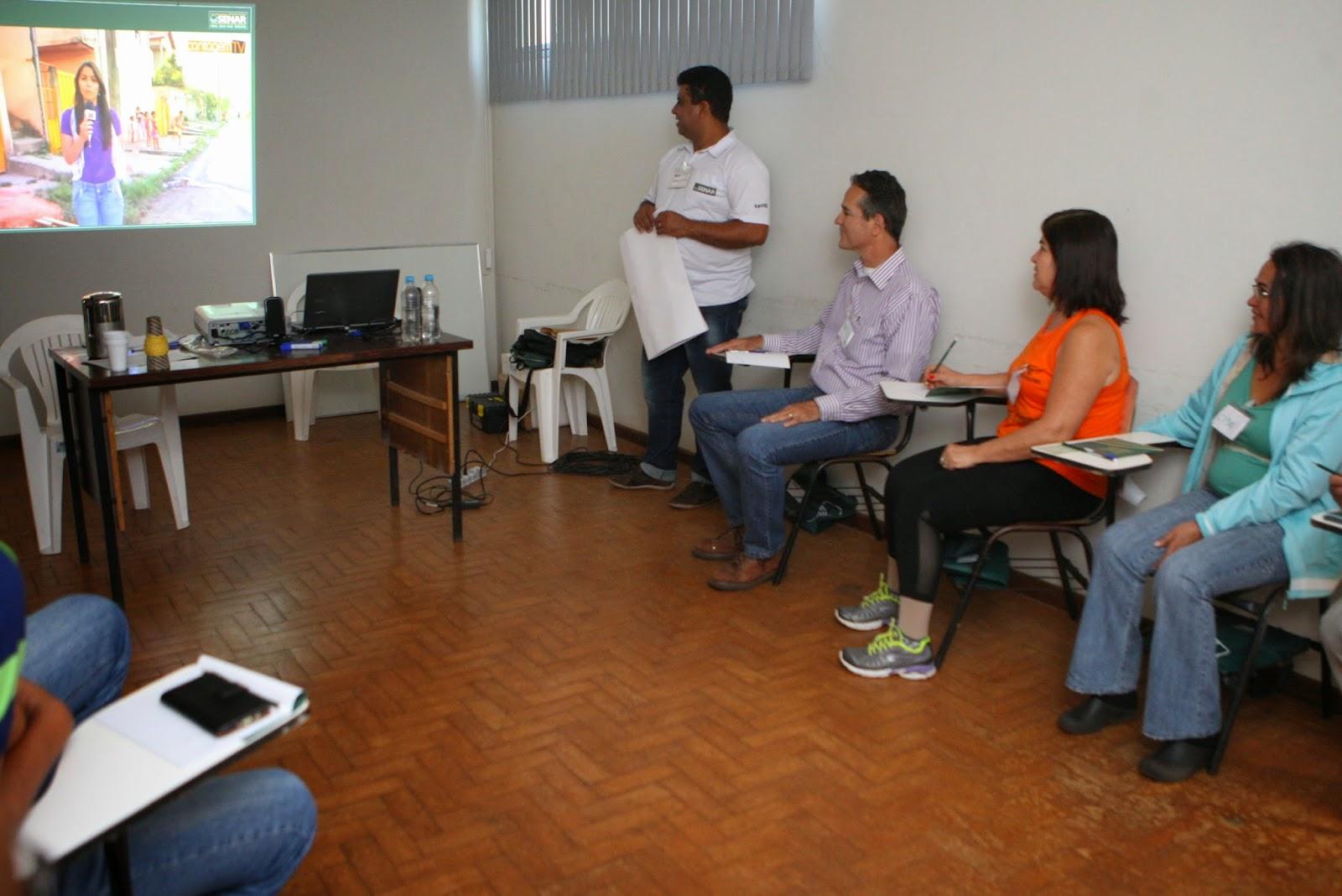 JORNAL AGORA MINAS  Curso de saneamento básico rural amplia a ... 456069305e