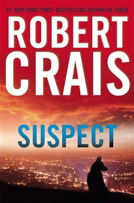 Suspect by Robert Crais - book cover