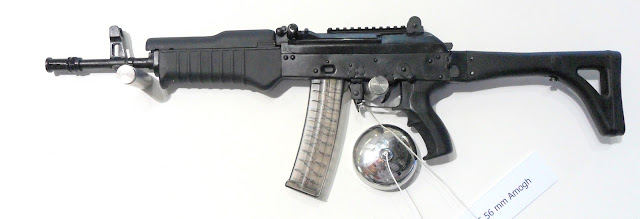 Image Attribute: INSAS Amogh Carbine