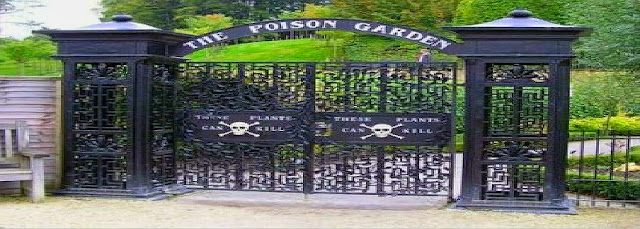 The only dangerous poison garden in the world