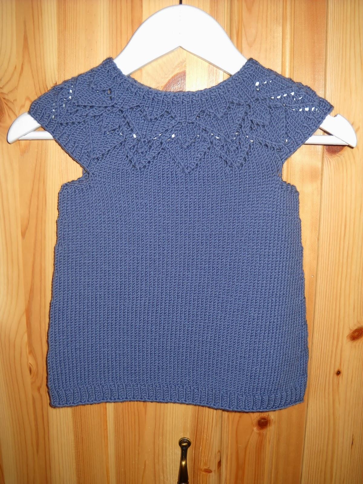 sy kjole til barn mønster leirvik
