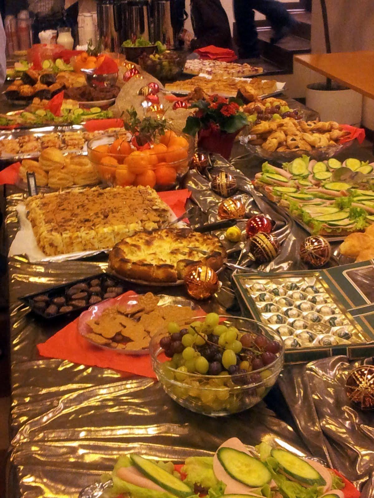 Suomalainen Joulupöytä