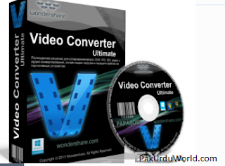 How To WONDERSHARE VIDEO CONVERTER CRACK KEYGEN AND SERIAL KEYS By PakUrdur World