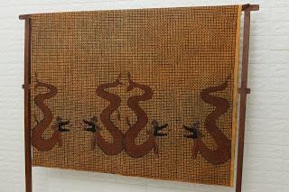 Kain Batik Tulis Motif Nogo Gringsing