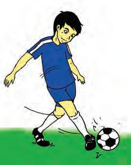 Cara Menendang Bola Futsal : menendang, futsal, Sebutkan, Teknik, Menendang, Dalam, Permainan, Sepak