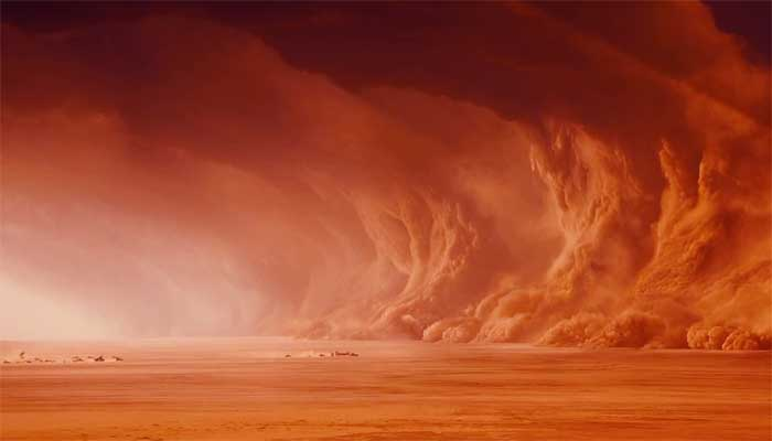 Badai Mars