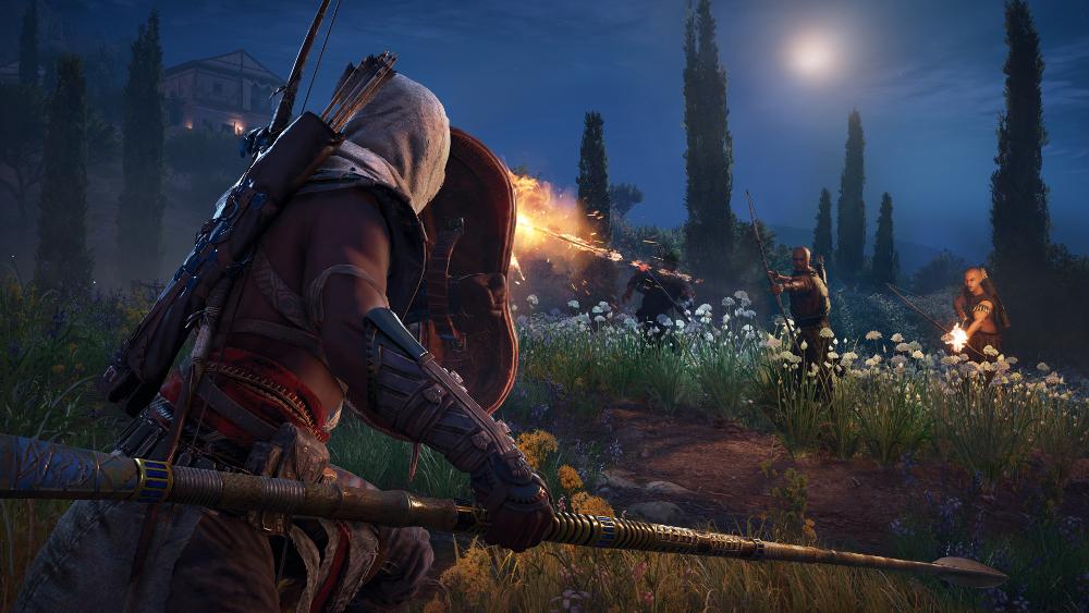 تحميل لعبة Assassin's Creed Origins مع الترجمة العربية كاملة 2