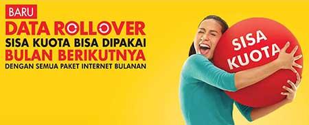 Penyebab Paket Data Rollover Indosat Tidak Bertambah