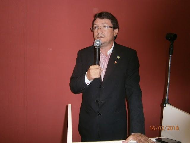 Fernando Moura participará de reinauguração do Estádio Nogueirão no próximo sábado (04)