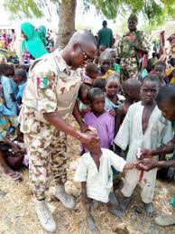 boko haram captives rescued easter monday