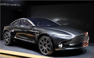 2019 Aston Martin DBX Concept, changements et performances du moteur