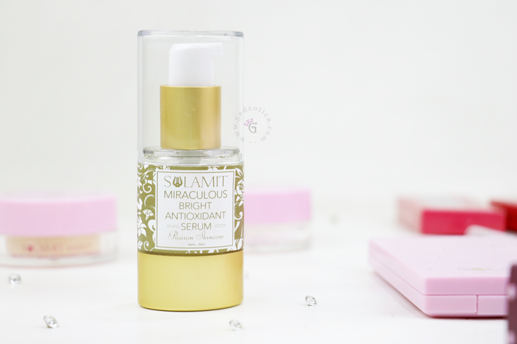 Sulamit Miraculous Bright Serum