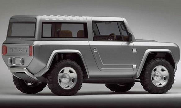 2016 ford bronco 4 door price ford car review. Black Bedroom Furniture Sets. Home Design Ideas