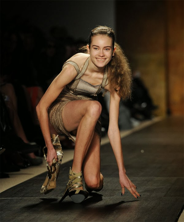 Consider, Model runway upskirt opinion you