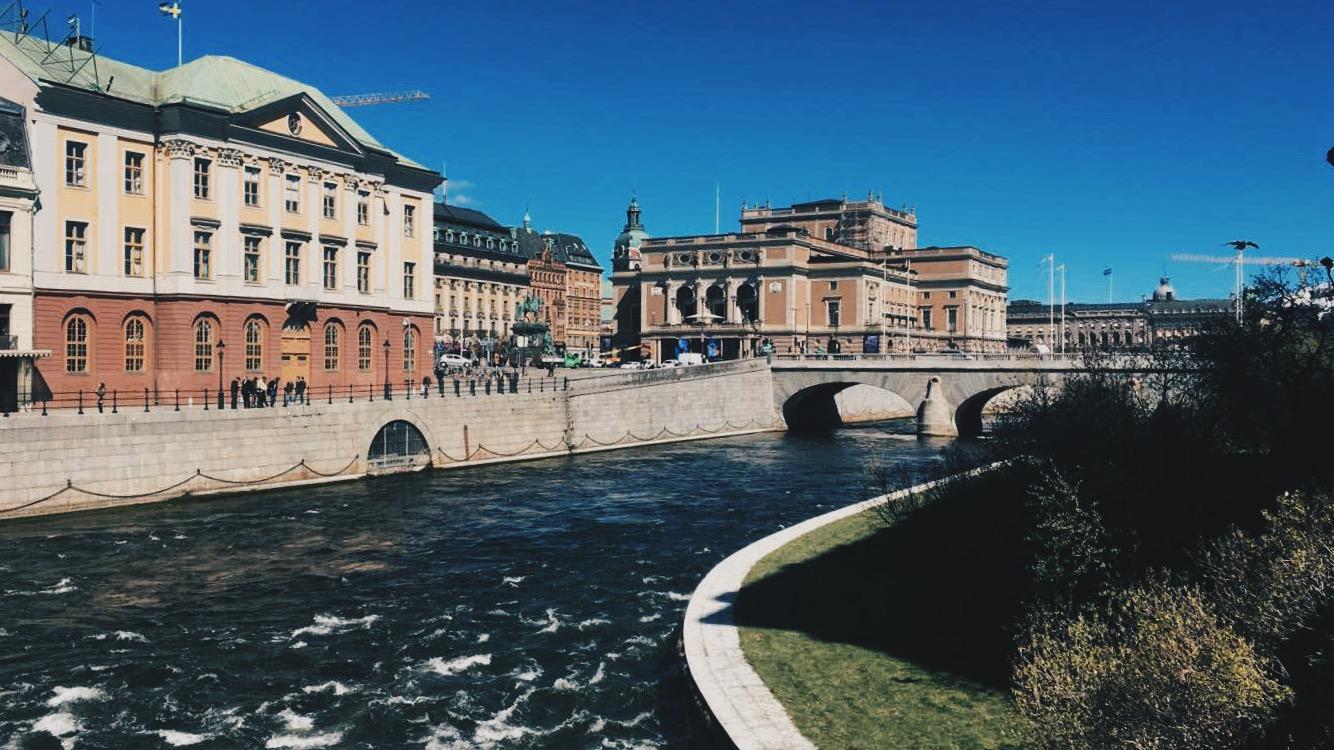 Tukholma ruotsi stockholm sverige sweden matkailu matkustus matkustaminen