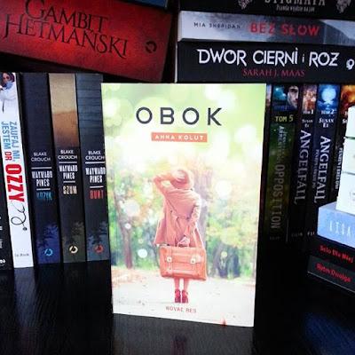 "Anna Kolut - ""Obok"""