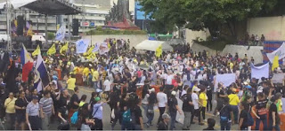 Edsa rally, the power of we, Pro Du30 rally