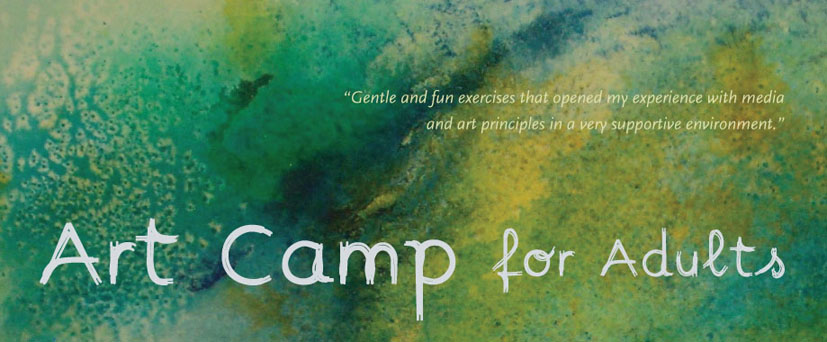 Elizabeth J. Buckley's Art Camp for Adults