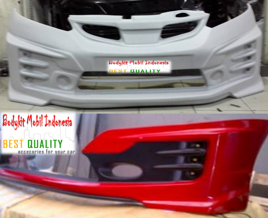 Bodykit Full Bumper Jazz Rs Mugen