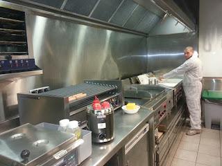 normativa extracción de humos restaurantes madrid