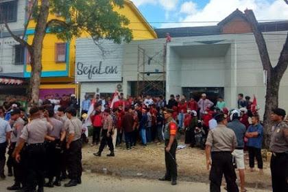 Aksi Demonstrasi (IMII) Dibalas dengan Aksi Brutal dan Main Pukul , Bukti Rezim Jokowi Otoriter