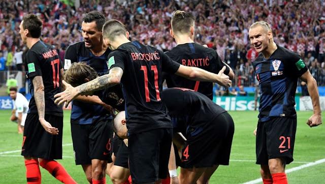 Deux stars de la Croatie incertaines pour la finale