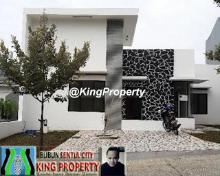 Rp.1.5 Milyar Dijual Cepat Rumah Baru Di Equator Sentul City (Code:260)