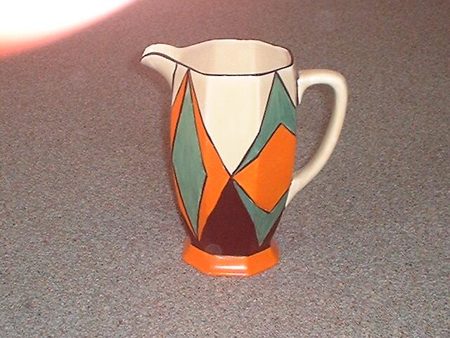 The Pottersfriend S Blogspot Art Deco Ceramics
