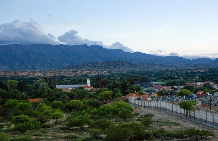 Valle de la Concepcion Tarija Bolivia
