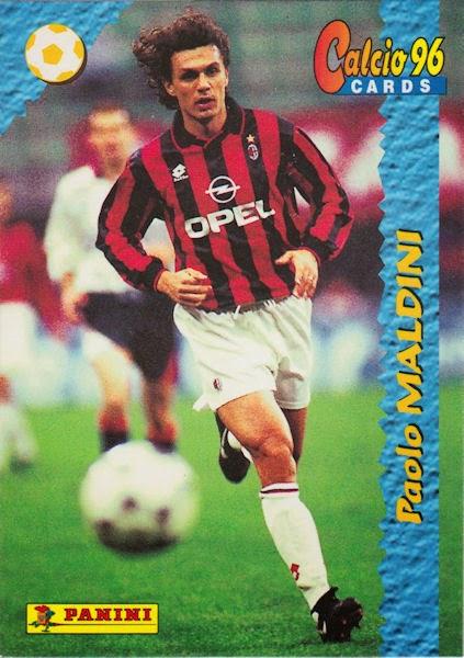 113 ROBERTO MANCINI N CARDS PANINI CALCIO 96 SAMPDORIA