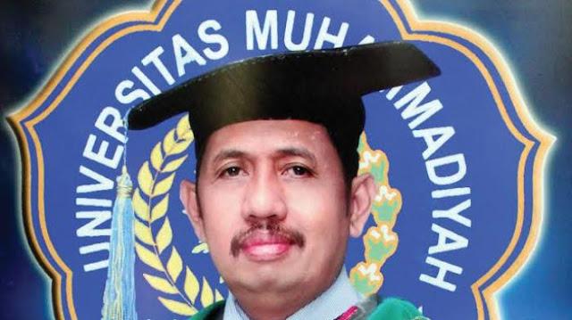 Prof DR. Abdul Rahman MPd, Sempat Tidak Lulus Masuk PTN, Malah jadi Guru Besar