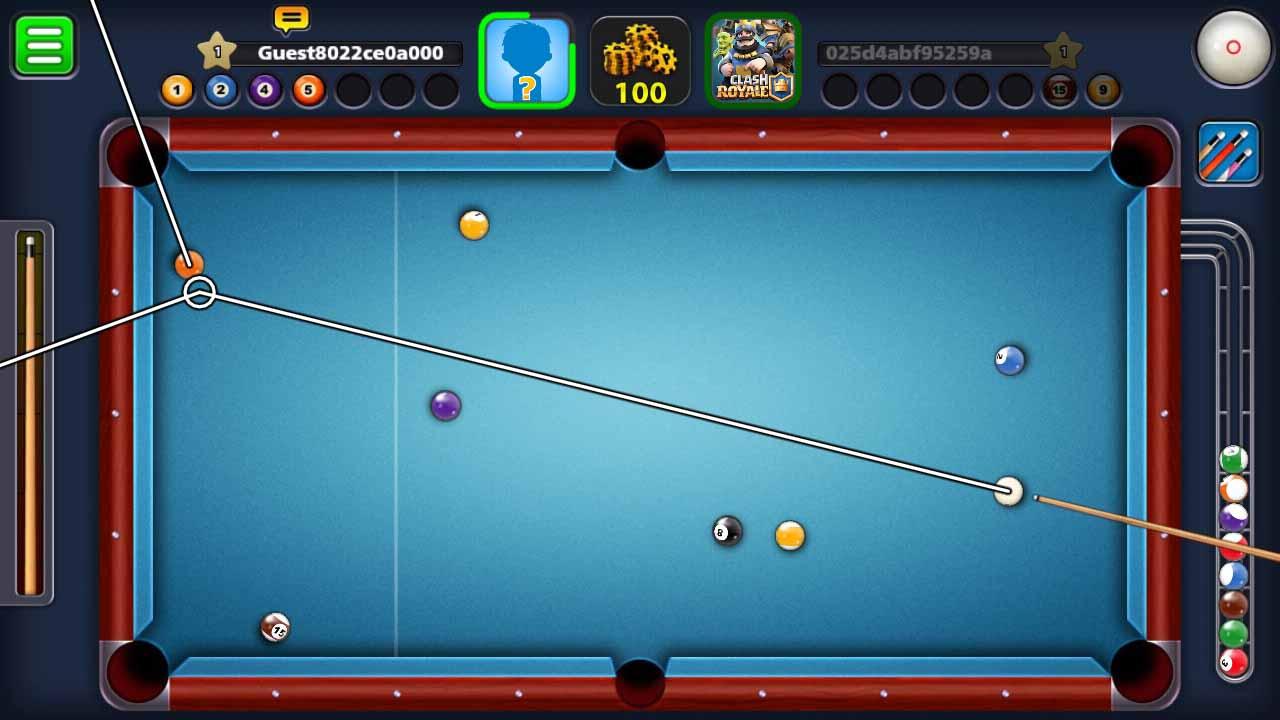 Cheat 8 Ball Pool Tanpa Root 100% Menang Anti Ban Terbaru ...