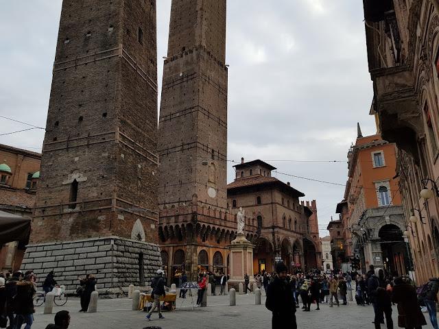 weekend a Bologna scatti e bagagli