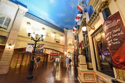 Las Vegas,  Parisian Hotel 巴黎人酒店, 拉斯維加斯