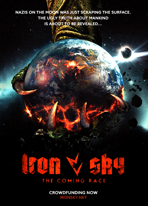 Poster Iron Sky 2: The Coming Race