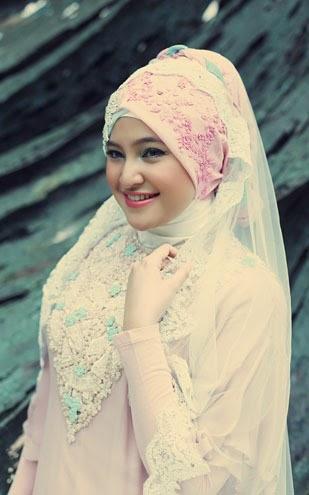 Baju Muslim Gaun Marshanda Terbaik