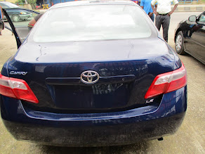 TOYOTA CAMRY 2007 MODEL FOR SALE
