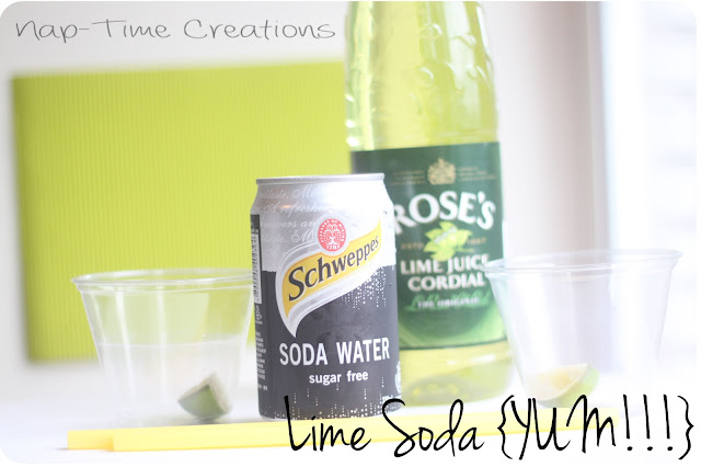 lemon lime soda float