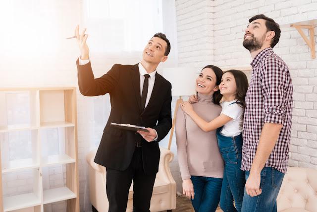 Geluti profesi sebagai makelar rumah