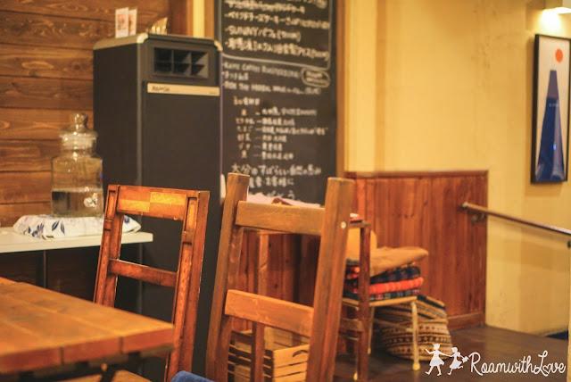 Japan, cafe, kyushu, รีวิว,review,fukuoka,huis ten bosch,nagasaki,kumamoto, beppu, yufuin, cafe la paix, ฟุกูโอกะ, นางาซากิ, คุมาโมโต้, เบปปุ, ยูฟุอิน, คาเฟ่, ของหวาน,เค้ก, แพนเค้ก, กาแฟ, ร้านนั่งชิว,เท็นจิน,cafe, sunny cafe,