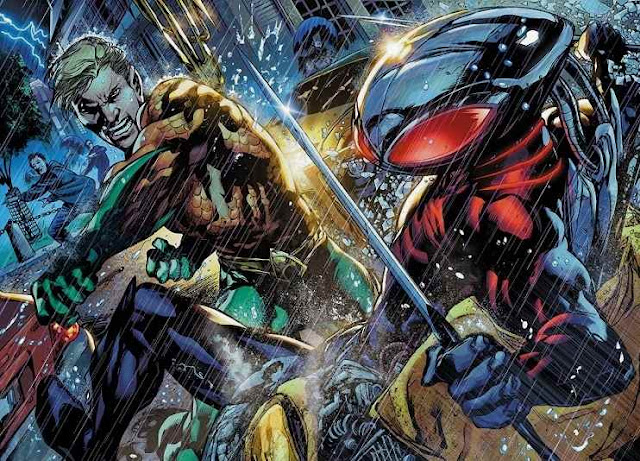 Black Manta es barajado como villano para Aquaman