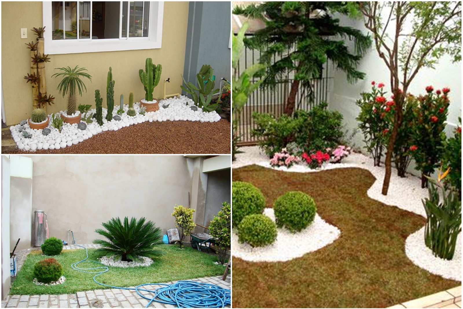 5 Small Gardens Designs
