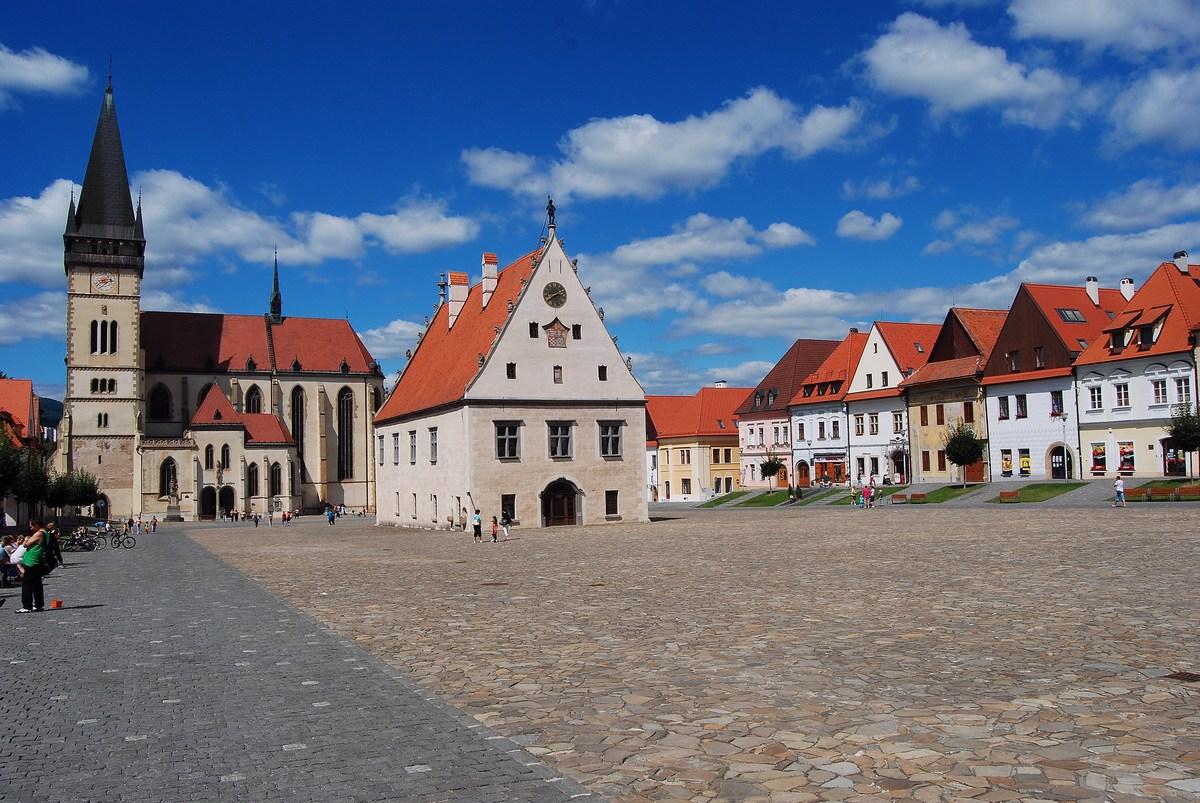 place de Bardejov