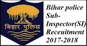 State Police Department-1717 Recruitment 2017-2018 Sub Inspector Posts