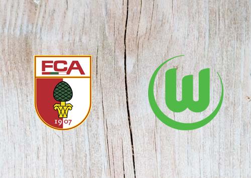 Augsburg vs Wolfsburg - Highlights 23 December 2018
