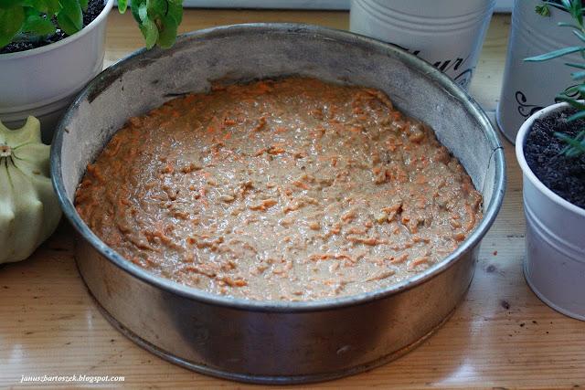 masa na ciasto marchewkowe
